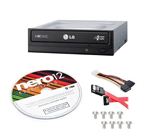 LG Grabador de DVD gh24nsc0b Familia