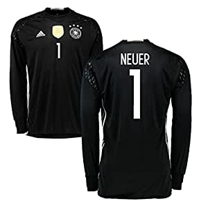 2016-2017 Germany Home Goalkeeper SHirt (Neuer 1) - Kids