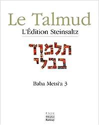 Baba metsi a 3, Talmud, vol XIV