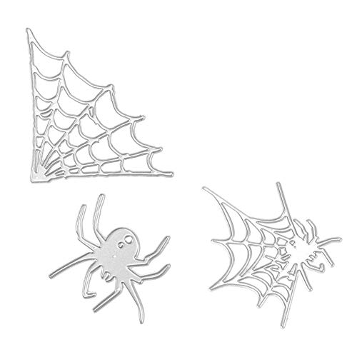 (Mikolot Halloween Stanzschablonen Schablonen Scrapbook Prägung DIY Basteln Album Karte MS-511)