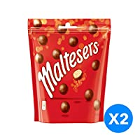 Maltesers Chocolates - Pack of 2 Pieces (2 x 175g)