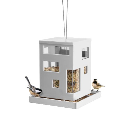 Umbra 480290-660 Bird Cafe Feeder, weiß - 3