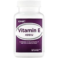 Gnc Vitamina e 400 IU