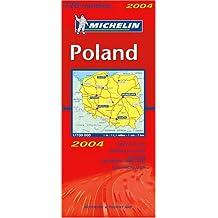 Carte routière : Pologne, N°11720