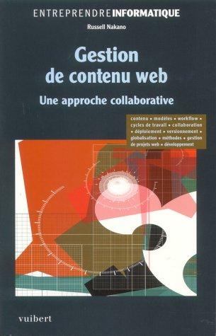 Gestion de contenu Web. Une approche collaborative