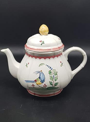 Villeroy & Boch Jardin d´Alsace: Teekanne/Kanne gebraucht kaufen  Wird an jeden Ort in Deutschland