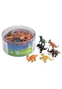 Elc - 106668 - Jouet De Premier Age - Boîte De Mini-Dinosaures Early Learning Centre