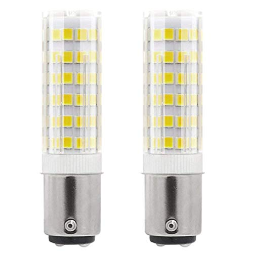 1819 ® BA15D LED bombillas 5W Blanco Frío 6000K