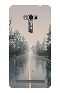 ROBMOB's High Quality Printed Desgner Back Cover for Asus Zenfone 2 Laser (ZE550KL)