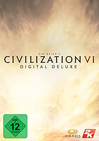 Sid Meier's Civilization VI Deluxe Edition [PC Code - Steam]