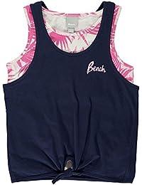Bench Double Layer Vest, Débardeur Fille
