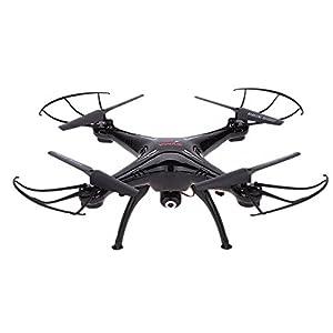 Syma X5SC-1 - Drone cuadricóptero con control remoto y cámara HD