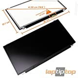 laptiptop 15,6 LED Display Screen Neu N156BGE-LB1 Kompatibel JNA Matt