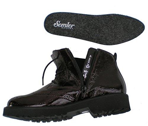 Semler E85133-051-068 Elena donna boots Bordeaux