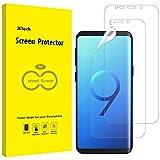 JETech Schutzfolie für Samsung Galaxy S9 (Nicht Geeignet S9+), TPU Ultra HD Folie, Fall Fre&lich, 2 Stück