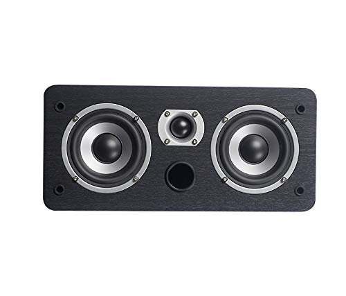 DYNAVOICE Center-Lautsprecher Ref. : Magic CR-4 v.3 schwarz
