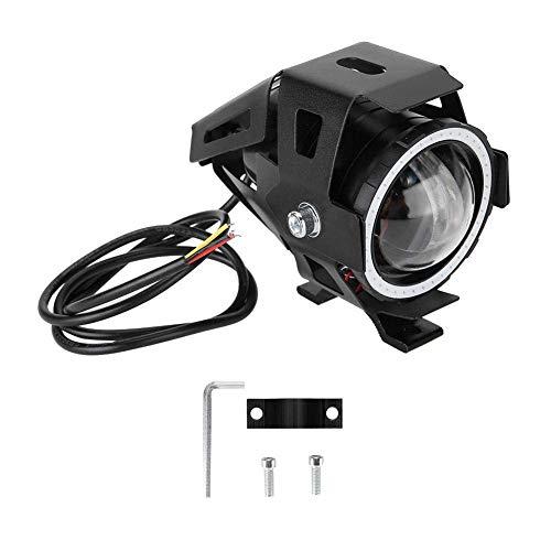 YANG Angel Eye Lampada Moto Modifica della Luce Impermeabile evidenziare Colore LED Esterno per Veicoli 12-85v