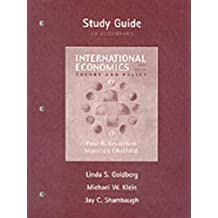 International Economics, Study Guide: Theory and Policy
