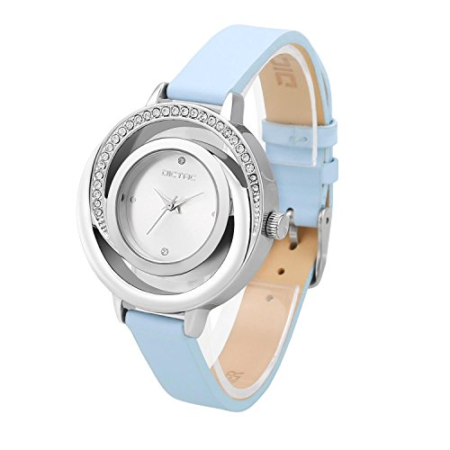 dictac-lady-watch-business-casual-wristwatch-with-leather-watchband-and-pearl-fritillaria-dial-sky-b