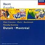 Escales / Concerto pour fl�te