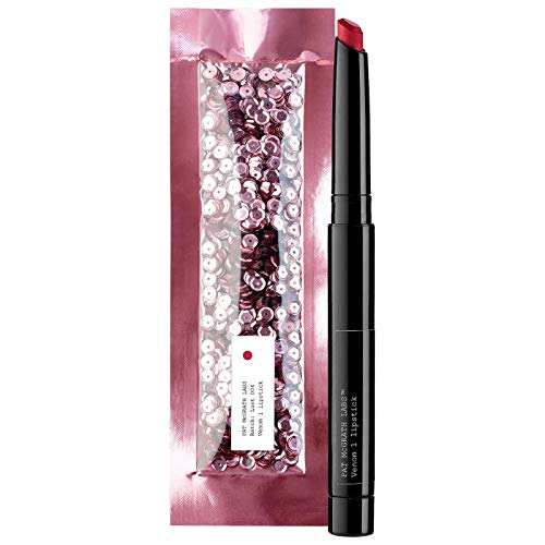 Pat Mcgrath Labs Lust 004Singles rossetto Blood 1con glitter