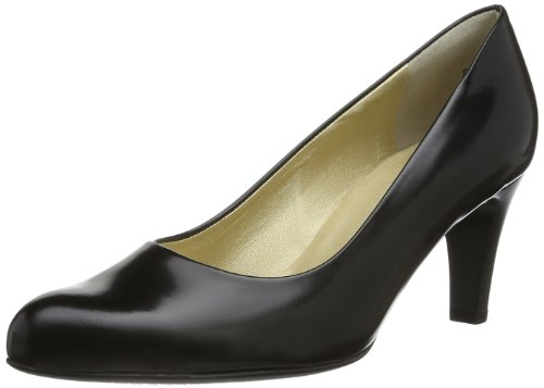 Peter Kaiser KARAT 73917 Damen Pumps, Schwarz (SCHWARZ SOFT 194 194), EU 38 (UK 5)