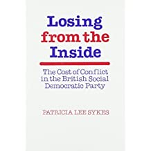 Losing from the Inside: Cost of Conflict in the British Social Democratic Party