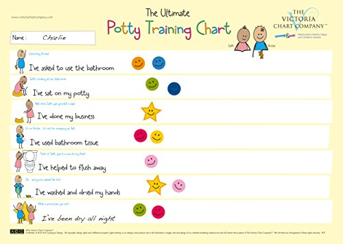 The Ultimate Potty Training Reward Chart For 2 Yrs Motivate