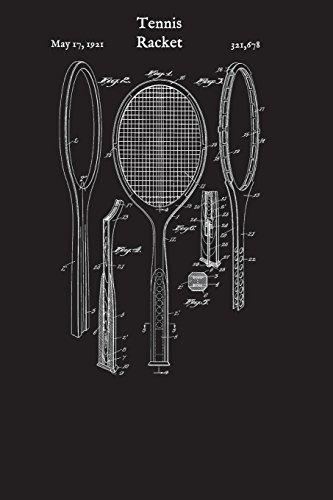 Tennis: Log Book - Tennis Player Journal por Mainly Merch