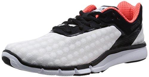 adidas  adipure 360.2 Chill, Sneakers Basses femme Multicolore - Mehrfarbig (Ftwr White/Core Black/Solar Red)