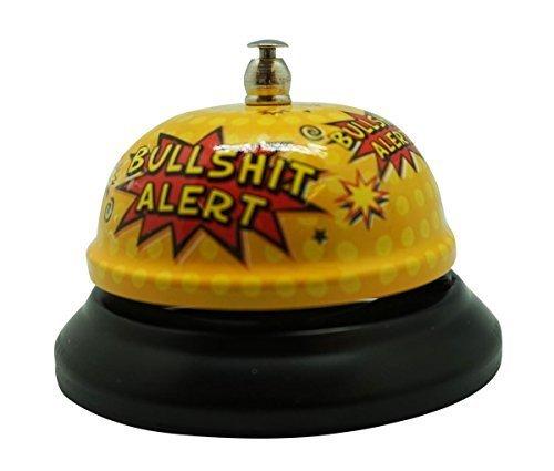 Bull-shit alert bell