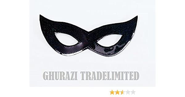 Cat Woman Eye Mask Laser Eye Mask Masquerade Venetian Fancy Dress Accessory