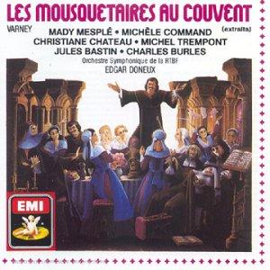 Les Mousquetaires au couvent / extraits