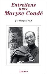Entretiens avec Maryse Condé