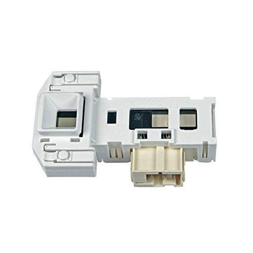 Bosch Siemens 00606817 ORIGINAL Türschalter Relais Magnetverschluss Türverschluss Türkontaktschalter Türrelais Verzögerer Verschluss Schloss Verriegelung Waschmaschine auch Constructa Balay Neff