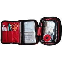 TOOGOO(R) 11 Stueck Tragbar Erstehilfekasten fuer Outdoor Reise Sport, Notfall ueberleben, Indoor-oder Auto-Behandlung-Pack-Tasche preisvergleich bei billige-tabletten.eu