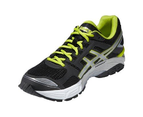 Gel De Preto Corrida 11 Fundação Asics Sapatos largura 2e v8qwdyIW