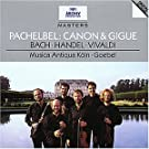 Archiv Masters - Pachelbel / Bach / Händel / Vivaldi