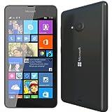 "Microsoft Lumia 535 - Smartphone Telcel Libero (écran 5 "", appareil photo 5 MP, 8 Go, 1,2 GHz, 1 Go de RAM, Windows), (importé), Noir"