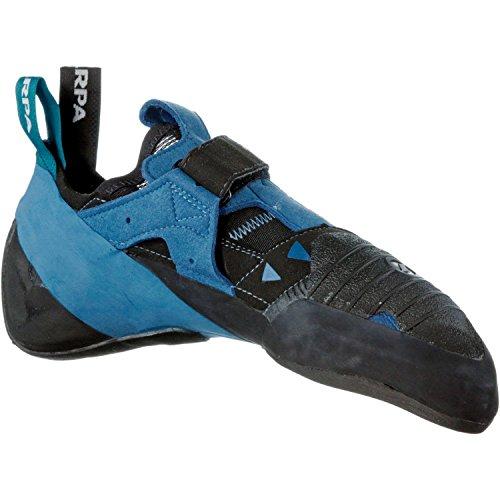 Scarpa Instinct VSR Scarpa arrampicata nero/blu