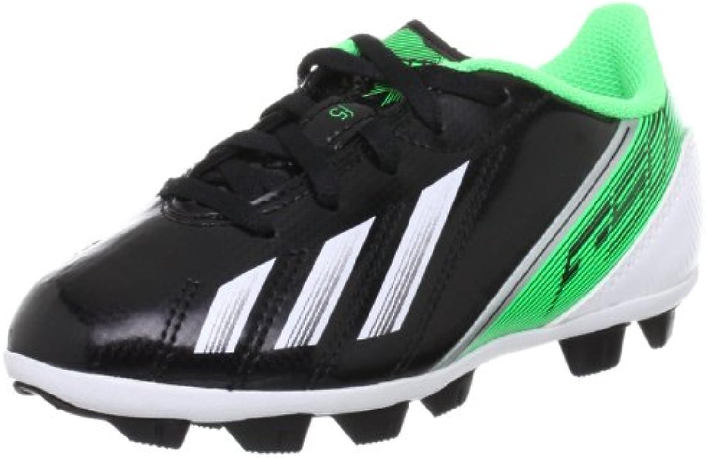 Botas Adidas F5 TRX HG Negro/Verde -Junior-