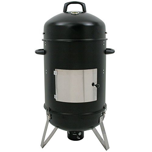 Watersmoker Räucherofen Hickory