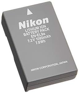 Nikon EN-EL9a Rechargeable Li-ion Battery for D3000 and D5000