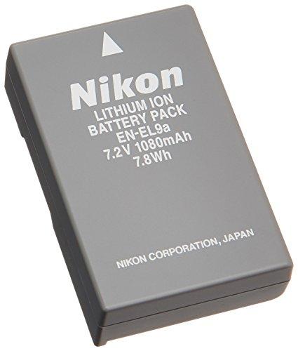 Nikon EN-EL9a Akku (Ersatz) (Nikon Lithium-batterie)