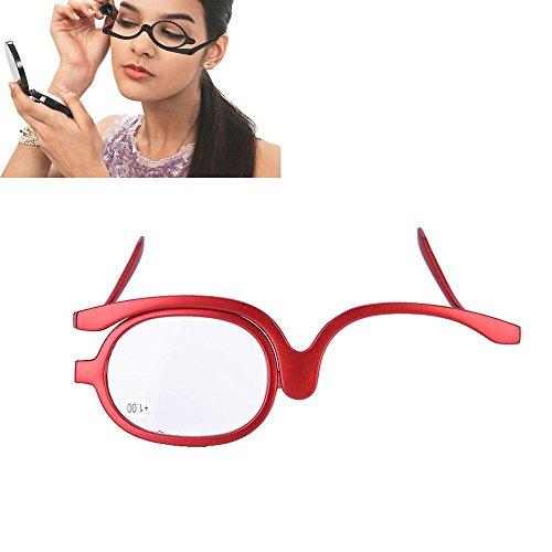 Magnifique vidrios maquillaje ojo sola lente vidrios