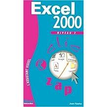 Excel 2000, niveau 2