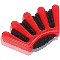 YaptheS plástico creativo del pelo de la esponja de la trenzadora de bricolaje torcedura del francés del Manual de la herramienta del trenzado del pelo trenza de la trenza de alimentación herramienta