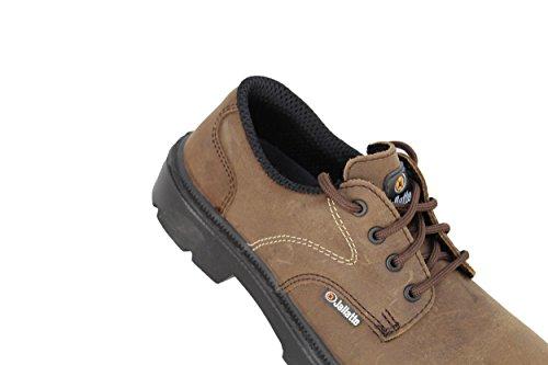 Jallatte jalcaradoc SAS S3SRC Chaussures Chaussures de travail professionnelle plat marron Marron - Marron