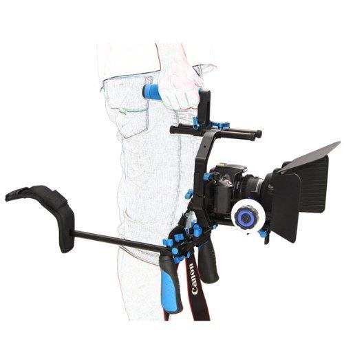 SunSmart Pro DSLR Rig Kit - 8