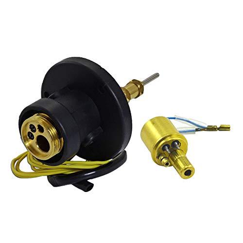 1 SET MIG/MAG CO2 Schweißbrenner Euro Steckverbinder und Buchse Binzel Stil -